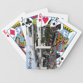 Bangkok Bicycle Playing Cards