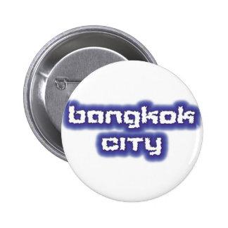 BANGKOK CITY 2 INCH ROUND BUTTON