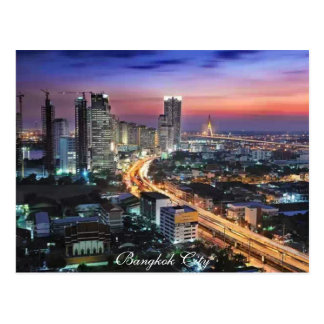 Bangkok City, Postcard