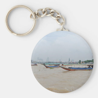 Bangkok Crossing Keychain