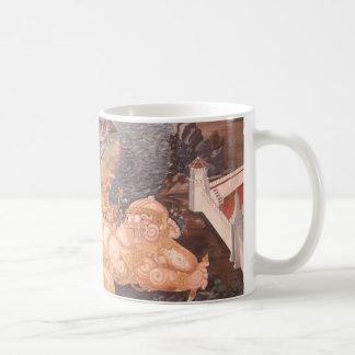 Bangkok painting mug