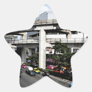 Bangkok Star Sticker