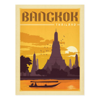 Bangkok, Thaïlande Carte Postale