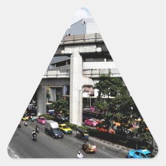 Bangkok Triangle Sticker
