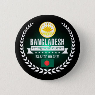 Bangladesh 2 Inch Round Button
