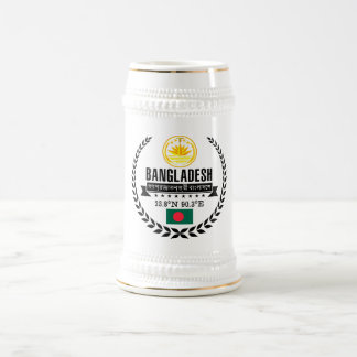 Bangladesh Beer Stein