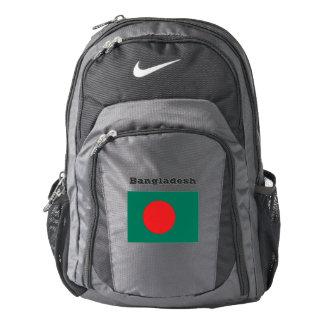 Bangladesh flag backpack
