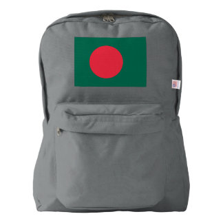 Bangladesh Flag Backpack
