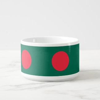 Bangladesh Flag Bowl