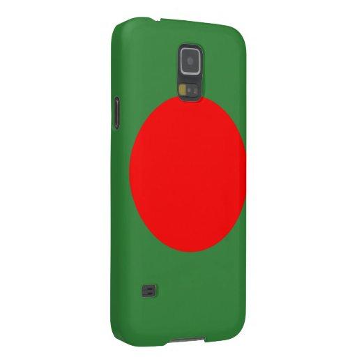 Bangladesh Flag Galaxy S5 Cover