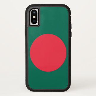 Bangladesh Flag iPhone X Case