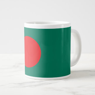 Bangladesh flag large coffee mug