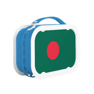 Bangladesh Flag Lunchboxes