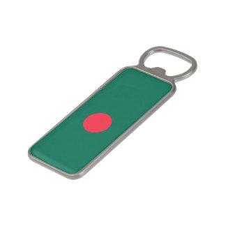 Bangladesh Flag Magnetic Bottle Opener