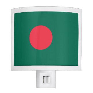 Bangladesh Flag Nite Lights