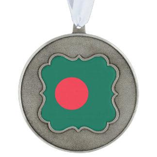 Bangladesh Flag Ornament