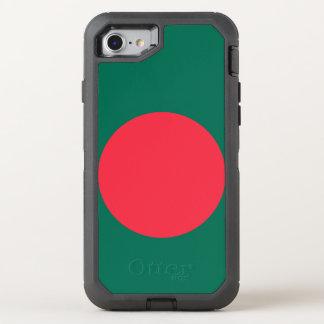 Bangladesh Flag OtterBox Defender iPhone 8/7 Case