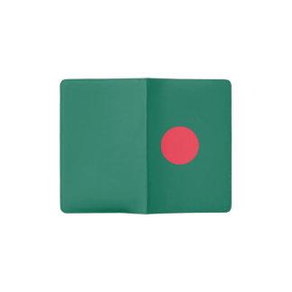 Bangladesh Flag Pocket Moleskine Notebook