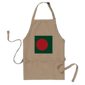 Bangladesh Flag Standard Apron