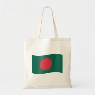 Bangladesh Flag Tote Bag