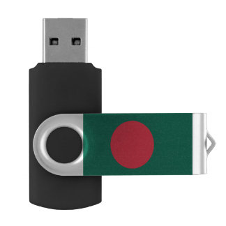 Bangladesh Flag USB Flash Drive