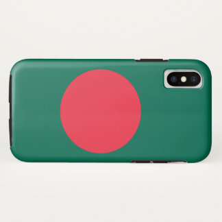 Bangladesh iPhone X Case