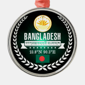 Bangladesh Metal Ornament