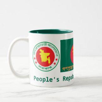 Bangladesh Mug/cup Two-Tone Coffee Mug