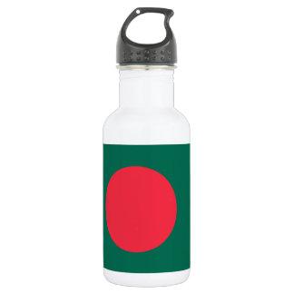 Bangladesh National World Flag 532 Ml Water Bottle