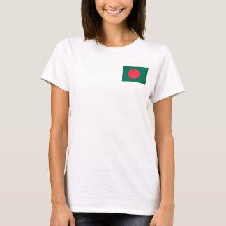 Bangladesh National World Flag T-Shirt