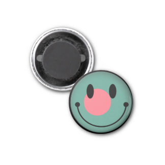 Bangladesh Smiley Magnet