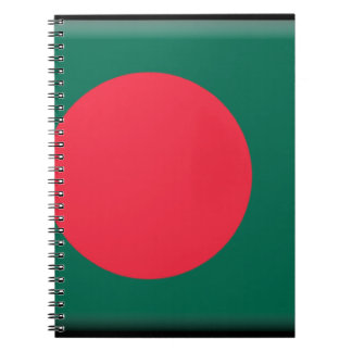 Bangladesh Spiral Notebook