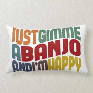 Banjo Lumbar Pillow