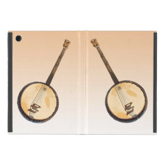 Banjo Musical Instrument Powis iPad Mini Case