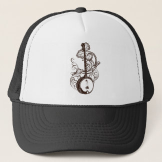 Banjo Trucker Hat