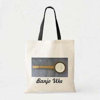 Banjo Uke tote Bag