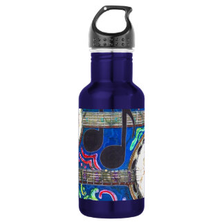 Banjos Customizable Water Bottle (18 oz)