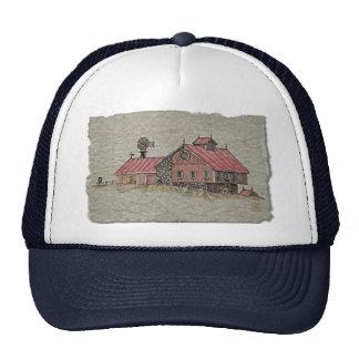 Bank Barn & Windmill Trucker Hat