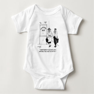 Bank Cartoon 3328 Baby Bodysuit