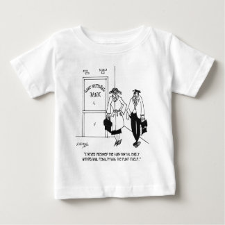 Bank Cartoon 3328 Baby T-Shirt