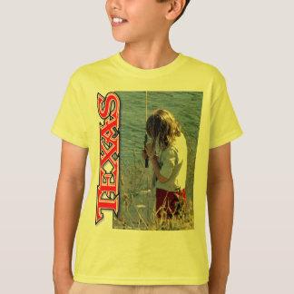 bank fishin' Texas shirt F/B