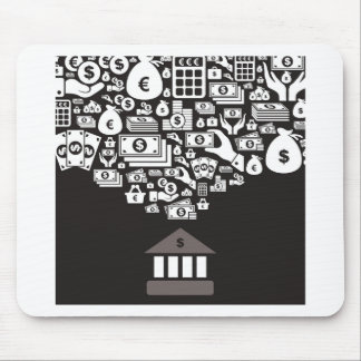 Bank Mouse Pad