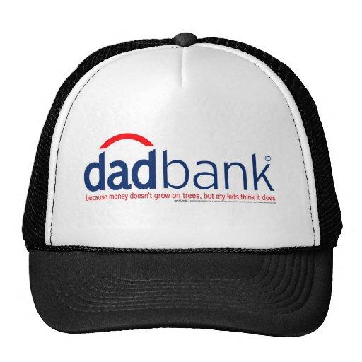 Bank of Dad 1 Trucker Hats