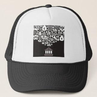Bank Trucker Hat