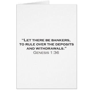 BankBanker / Genesis Card