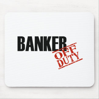 Banker Light Mouse Pad