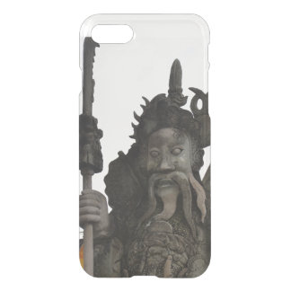 Bankok, Thailand temple statue iPhone 8/7 Case