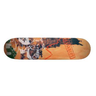 Bankrupt Custom Skate Board