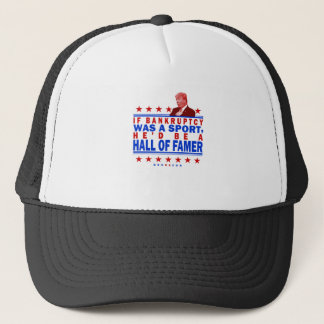 Bankruptcy Hall of Fame Trucker Hat