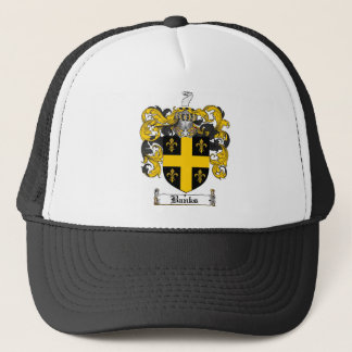 BANKS FAMILY CREST -  BANKS COAT OF ARMS TRUCKER HAT